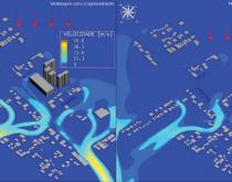 Modelagem de escoamento externo urbano